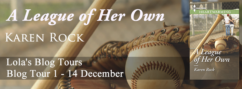 A League of Her Own tour banner