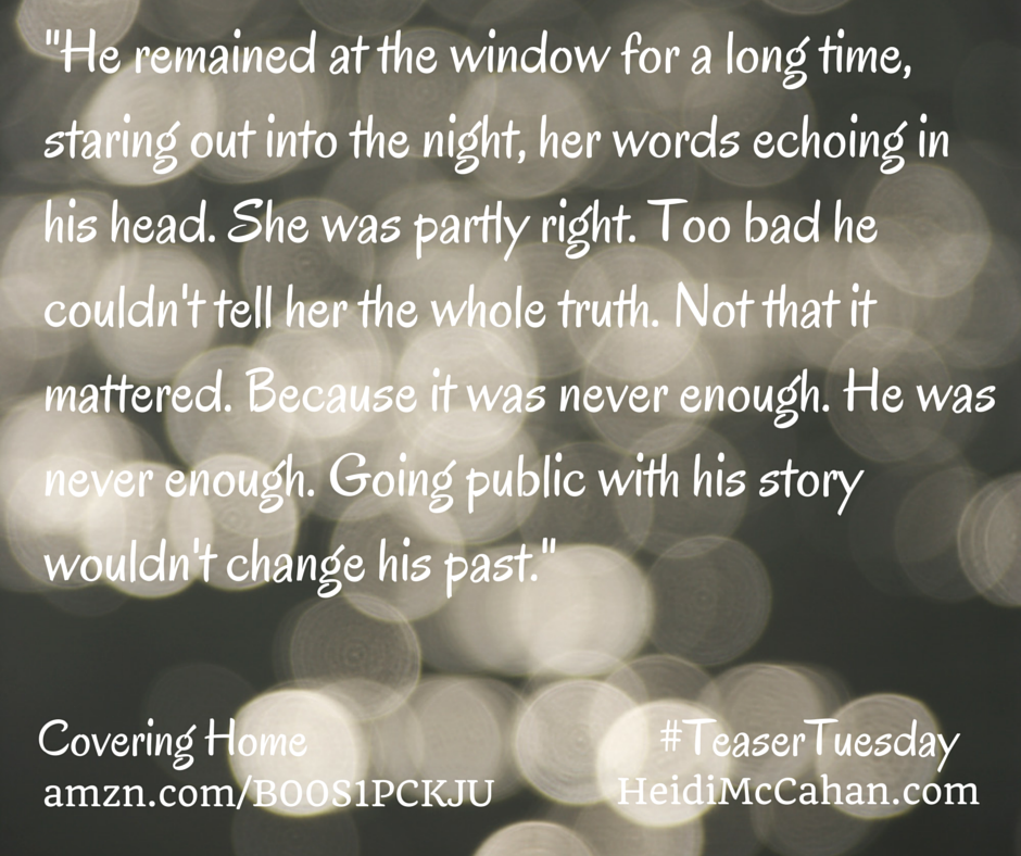 #CoveringHome Book Promo #TeaserTuesday #romance #amreading