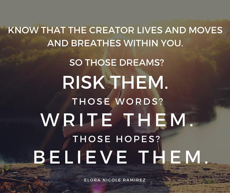 INSPIRATION TO WRITE #quote #amwriting